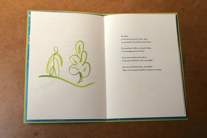 Lettre à Cannelle - 4